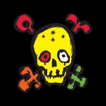 Art Skull 02432