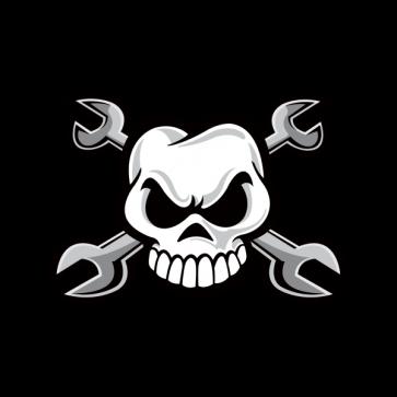 Skull The Mechanic 02464