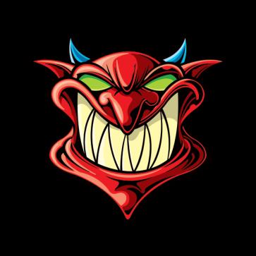 Demon Evil Devil 02489