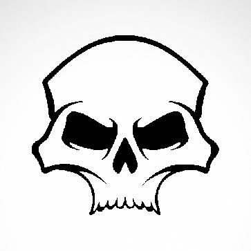 Surf Skull 02504