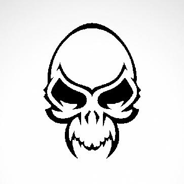 Evil Skull 02510