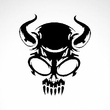 Evil Skull 02515
