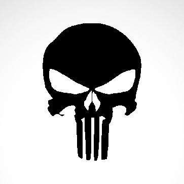 Panisher One Skull 02520
