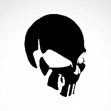 Punisher Skull 02528