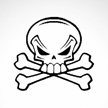 Skull 02531