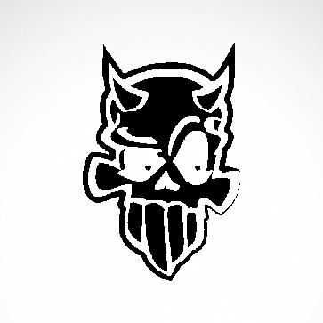 Skull Devil 02533