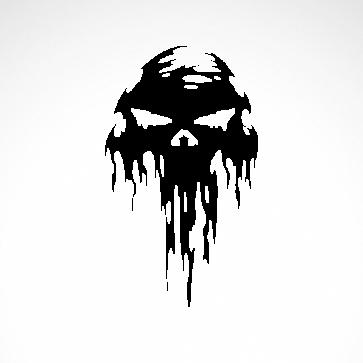 Ghost Skull  02537