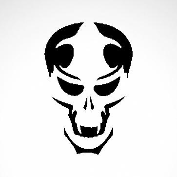 Death Skull 02548
