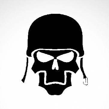 War Skull 02562