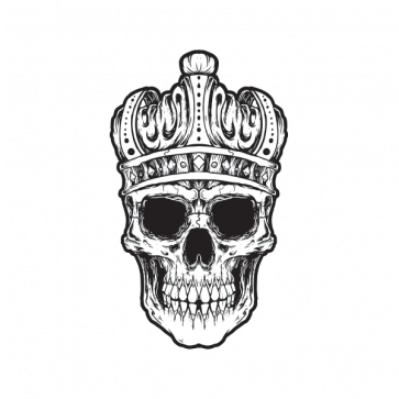 King Skull 02599