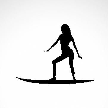 Surf Girl 03317