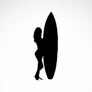 Surf Girl 03319
