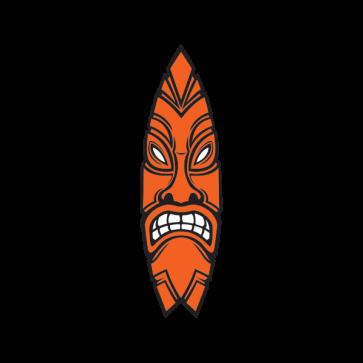 Tiki Surfboard 03330