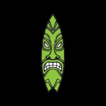 Tiki Surfboard 03331
