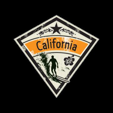 California Beach Souvenir Memorabilia 03347