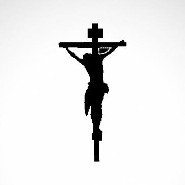 Jesus Christ Cross Symbol 03614