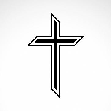 Cross Patonce Fleury Trinity 03624