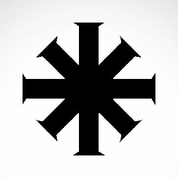 Cross Christian Symbol Trinity 03646