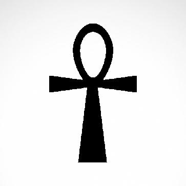 Egyptian Cross Key Of The Nile Ansate 03647