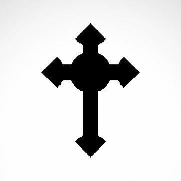 Celtic Cross Midle Age 03656