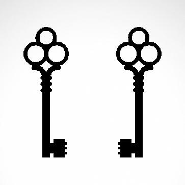 Vatican Keys 03673