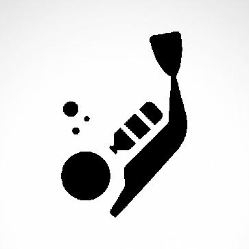 Diver Sign 03965