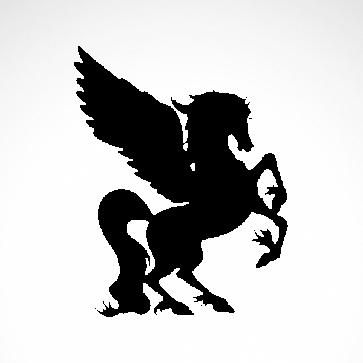 Horse Pegasus 04300