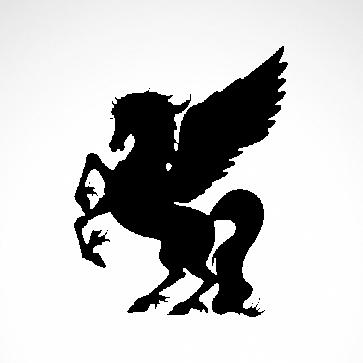 Horse Pegasus 04301