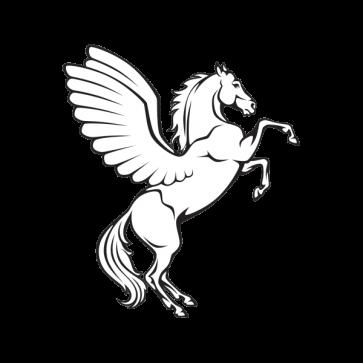 Horse Pegasus 04350