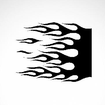 Vinyl Flames 04500