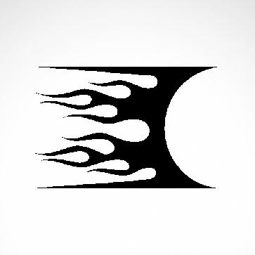 Vinyl Flames 04501