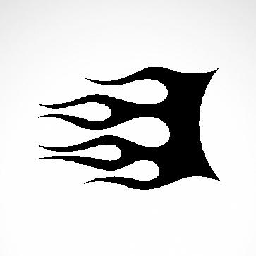 Vinyl Flames 04502
