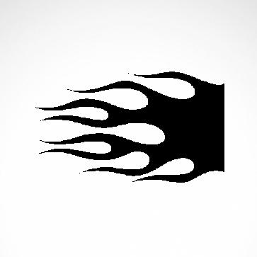 Vinyl Flames 04505