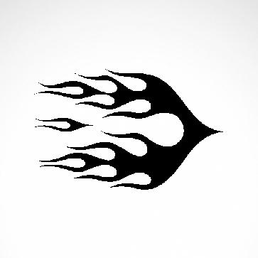 Pair Of Flames 04512
