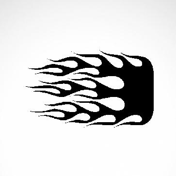 Vinyl Flames 04517