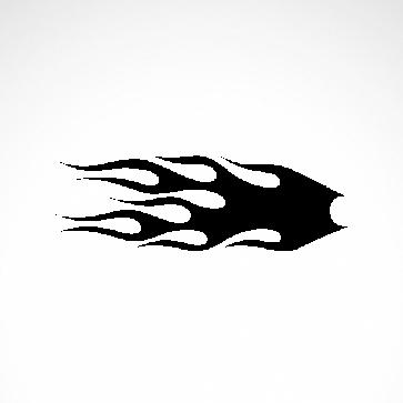 Vinyl Flames 04521