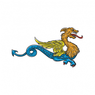 Dragon Fantasy Figure 04541