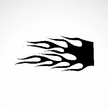 Vinyl Flames 04551