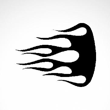 Vinyl Flames 04552