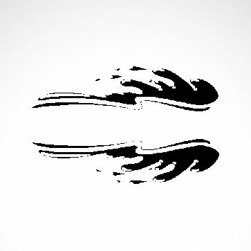Pair Of Flames 04555