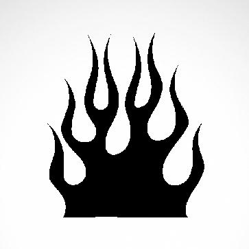 Vinyl Flames 04557 04557