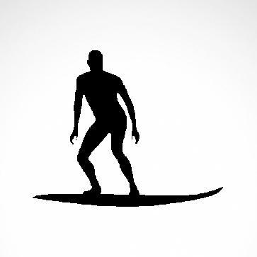 Surfer Figure 04562