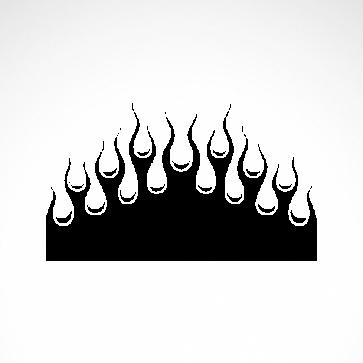 Vinyl Flames 04567