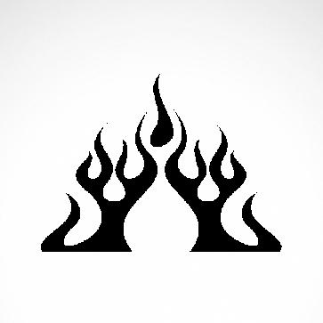 Vinyl Flames 04572