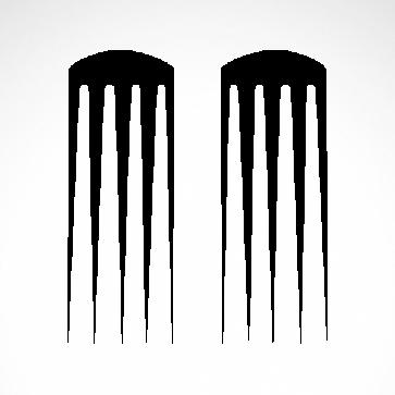 Pair Of Speed Graphics 04580