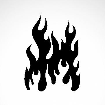 Vinyl Flames 04593