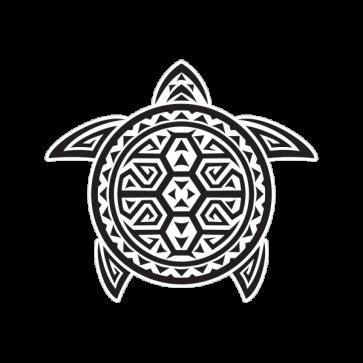 Turtle Tribal Surf Style 05831