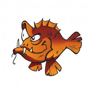 Dusky Grouper Fish 05940