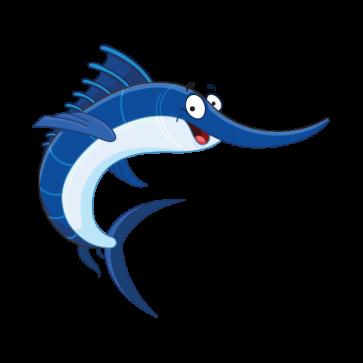 Sailfish Marlin 05947