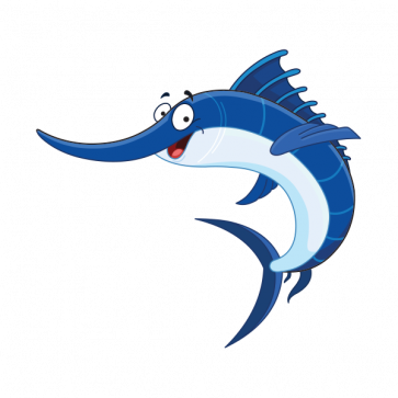 Sailfish Marlin 05948